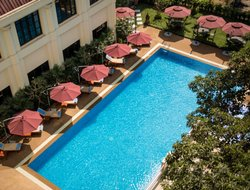 The most popular Myanmar hotels