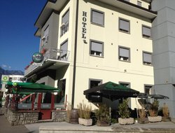 Top-5 hotels in the center of Martigny