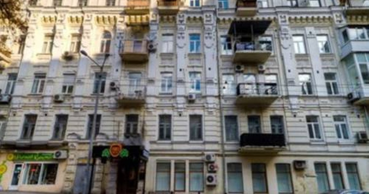 Apartment on Sofiivska 4