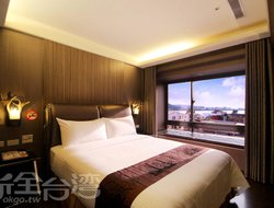 Danshui Township hotels with river view