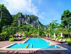 Ao Nang hotels for families with children