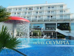 Top-4 hotels in the center of Vodice