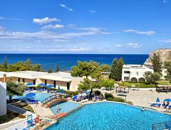 Archangelos hotels with swimming pool