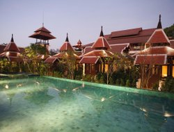 Chiang Mai City hotels for families with children