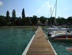 Tihany hotels with lake view