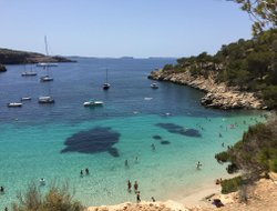 Top-8 hotels in the center of Cala d'en Bou