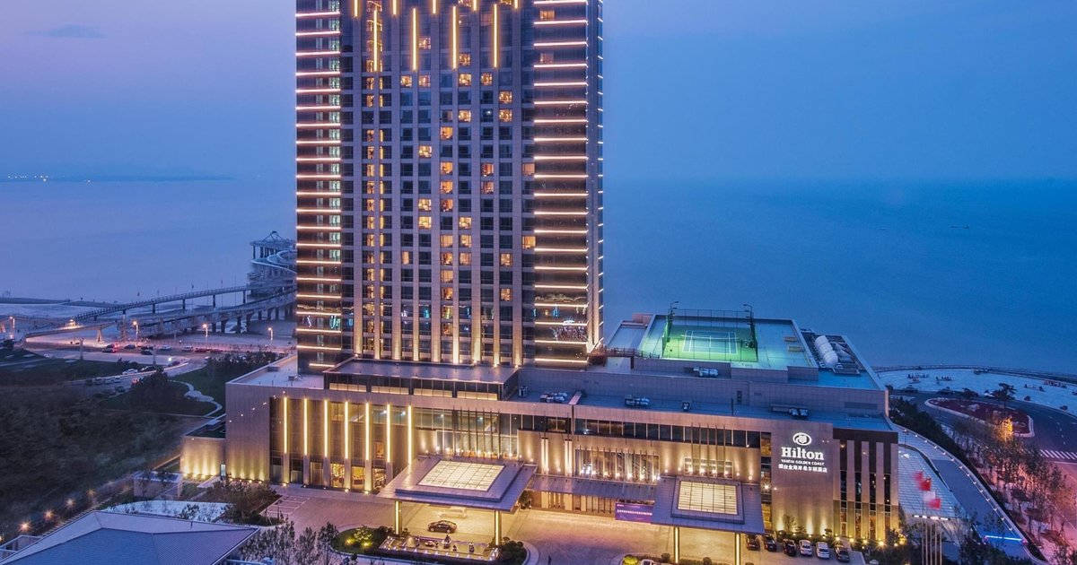 Hilton Yantai Golden Coast