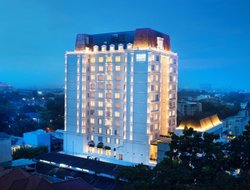 Top-10 hotels in the center of Bandung