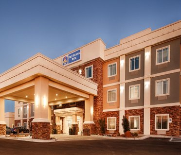 Best Western Plus Fort Stockton Hotel