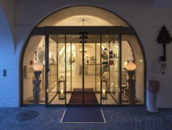 Top-5 hotels in the center of Brissago