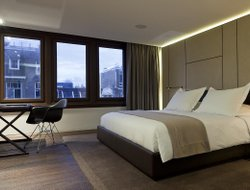 Amsterdam hotels with swimming pool