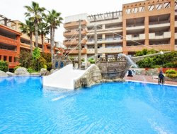 Salou hotels with restaurants