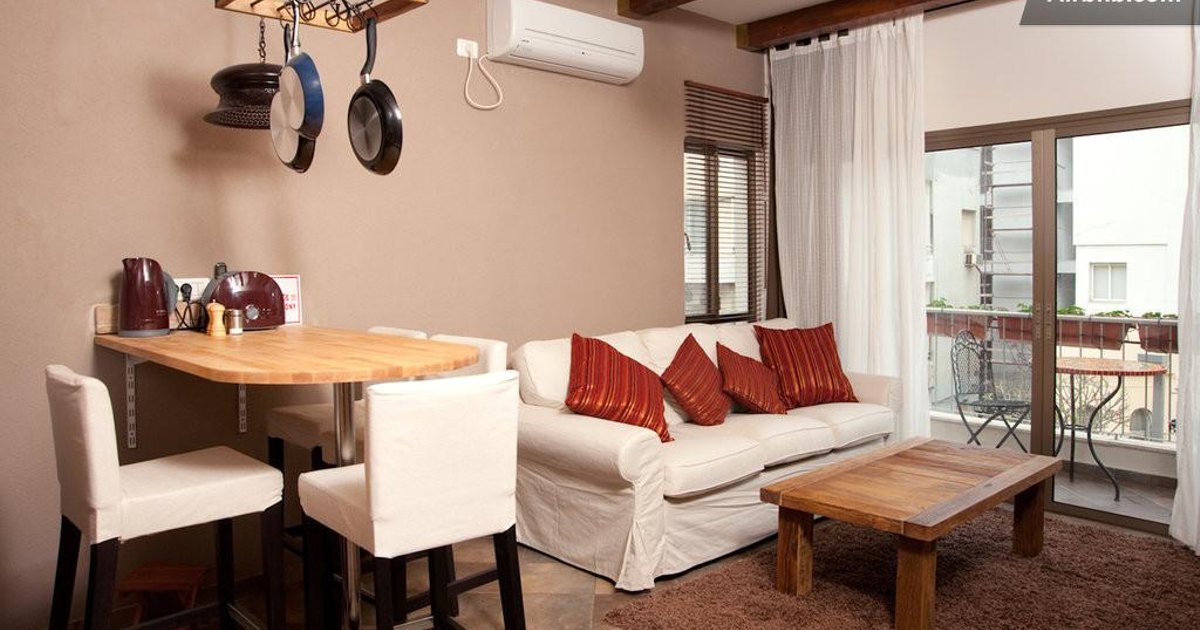 Holiday Rentals TLV-Sea Side