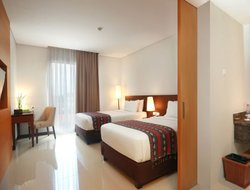 Semarang hotels with swimming pool