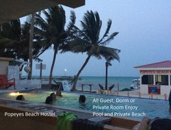 Caye Caulker Island hotels with restaurants
