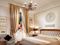 Top-10 of luxury Rome hotels