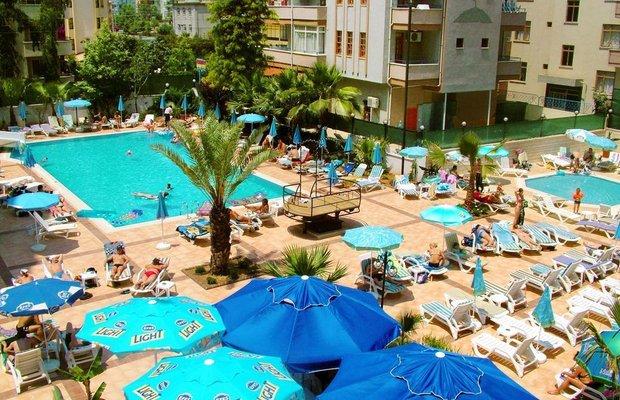 фото Margarita Apart Hotel 796133189
