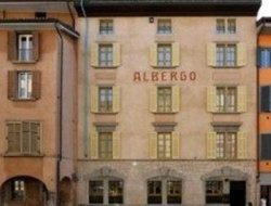 Top-10 hotels in the center of Bergamo