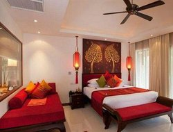 Lamai Beach hotels with sea view
