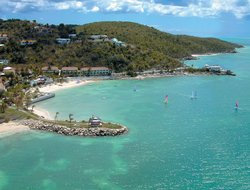 Antigua Island hotels with swimming pool