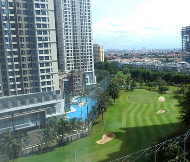 2 BR The Mansion Apartment Kemayoran By Travelio