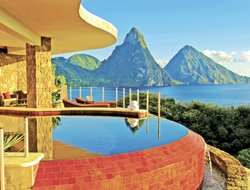 Soufriere hotels with swimming pool
