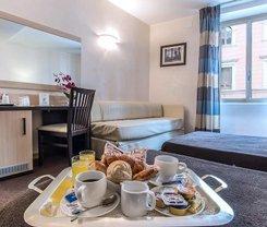 Roma: CityBreak no Hotel Tritone Rome desde 48.55€