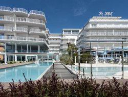 Top-10 romantic Lido di Jesolo hotels