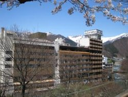 Kobinata hotels with river view