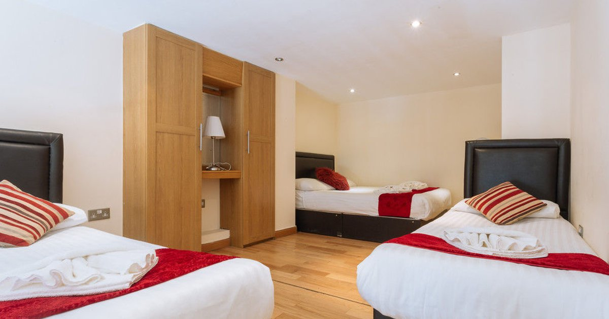 London Plaza Serviced Apartments