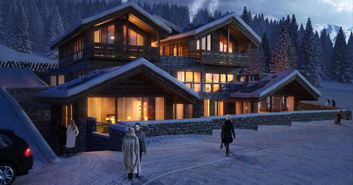 MATHON CHALET RESIDENCES CONCEPT BY ZHERO