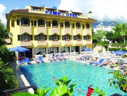 Camyuva hotels with swimming pool