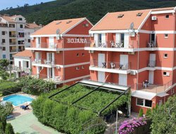 Budva hotels with restaurants