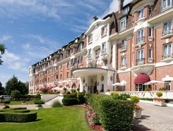 Le Touquet-Paris-Plage hotels with swimming pool