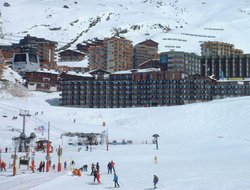 Pets-friendly hotels in Val Thorens