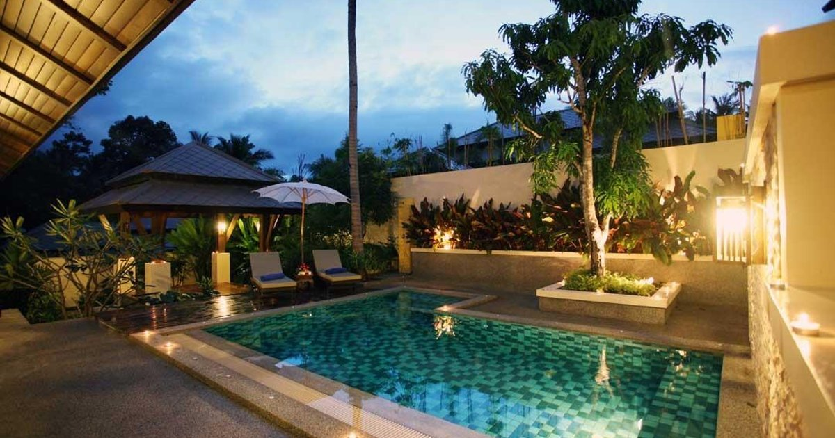 Kc Beach Resort & Pool Villas