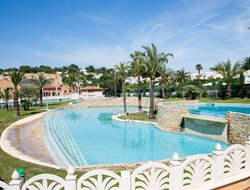 Javea hotels with swimming pool