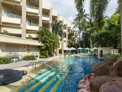 Patong hotels with swimming pool