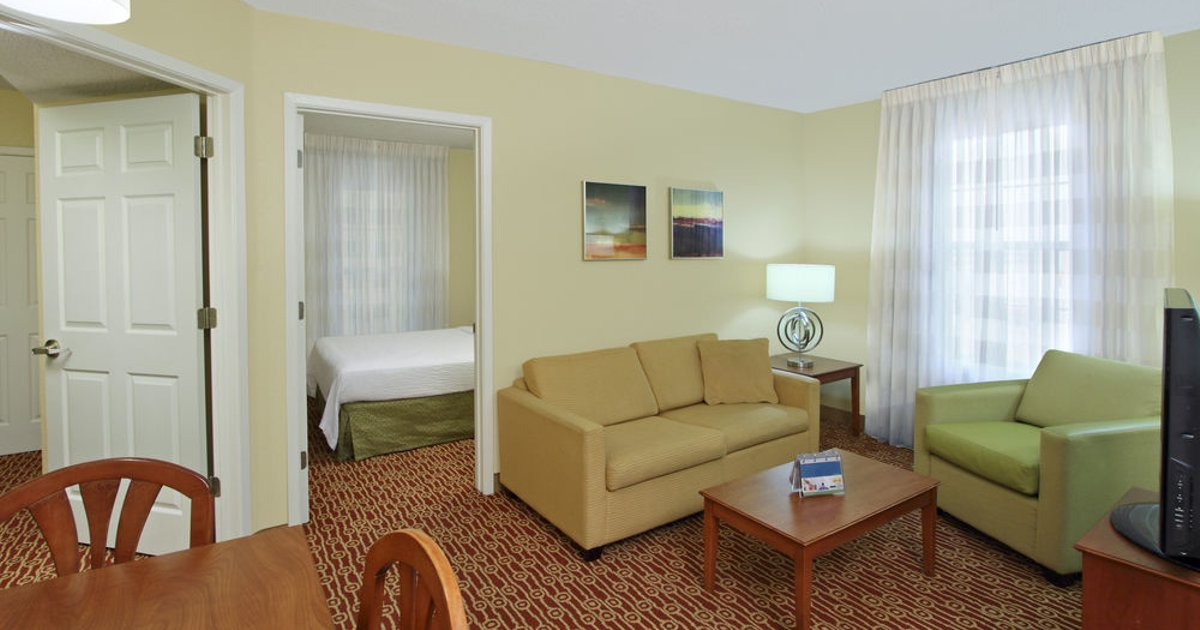 Candlewood Suites - Portland - Scarborough