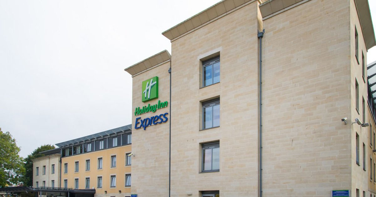 Holiday Inn Express Baт
