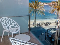 Palma hotels with sea view