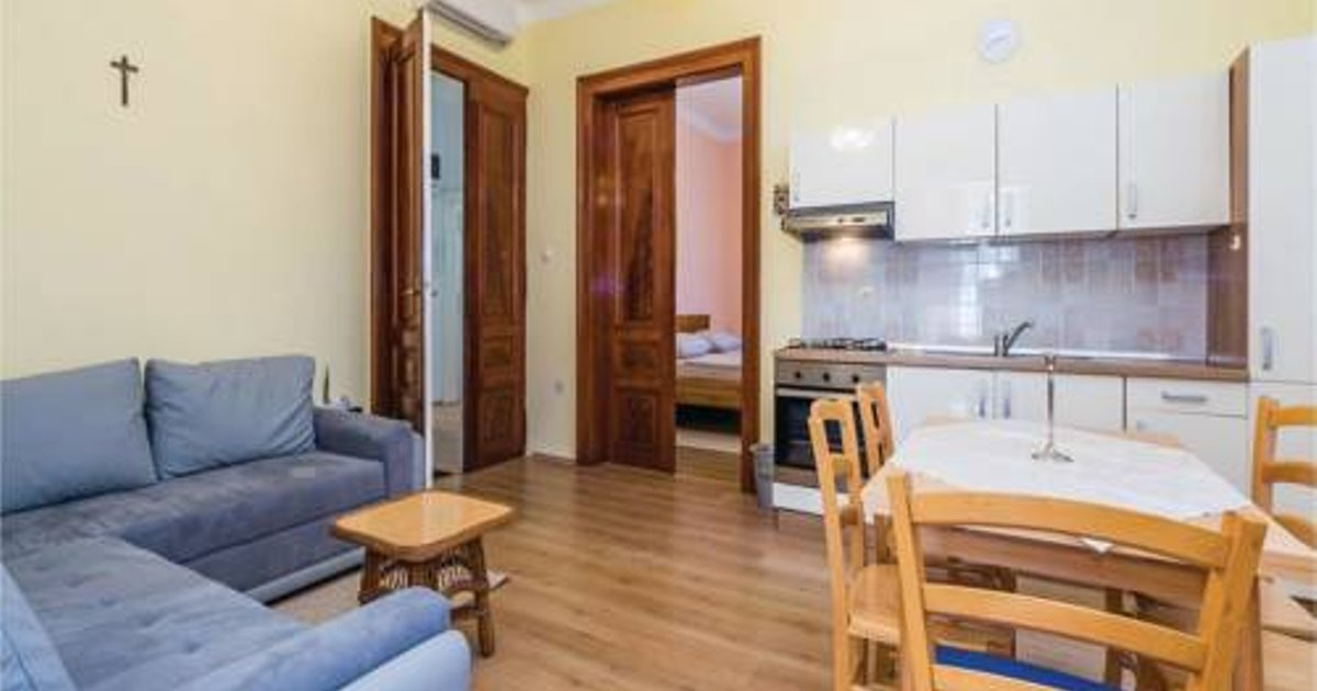 Two-Bedroom Apartment in Opatija