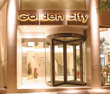 Athens Golden City Hotel