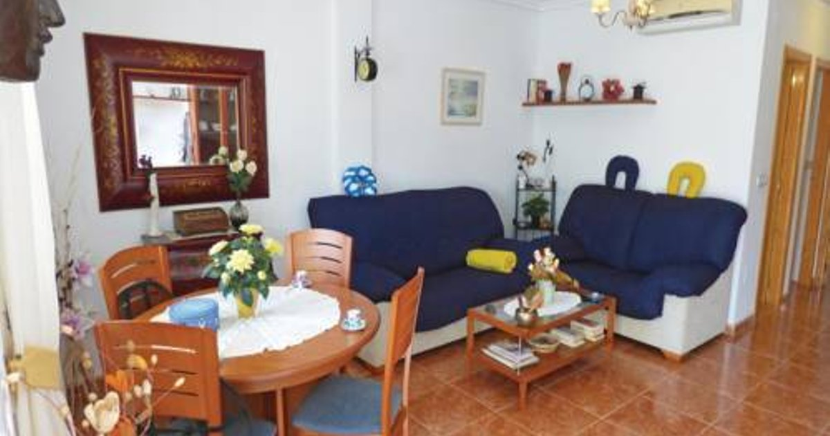 Three-Bedroom Holiday Home in Cartagena