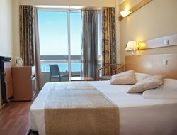 Rhodes Town hotels with sea view