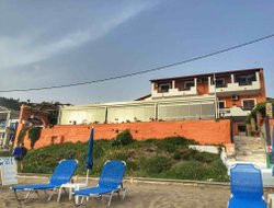 Agios Gordios hotels with swimming pool