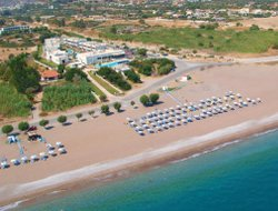 Afandou hotels with sea view