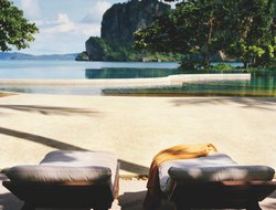 Railay Beach hotels with swimming pool