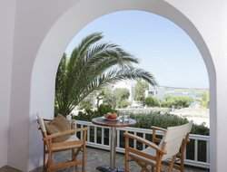 The most expensive Paros Island hotels