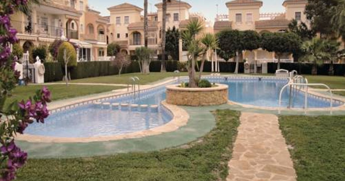 Holiday home Orihuela Costa 39 Spain